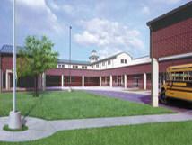 Modular educational buildings.