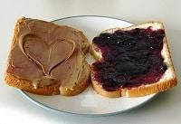 Peanut Butter & Jelly Sandwhich